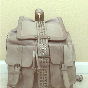Freebird Leather backpack